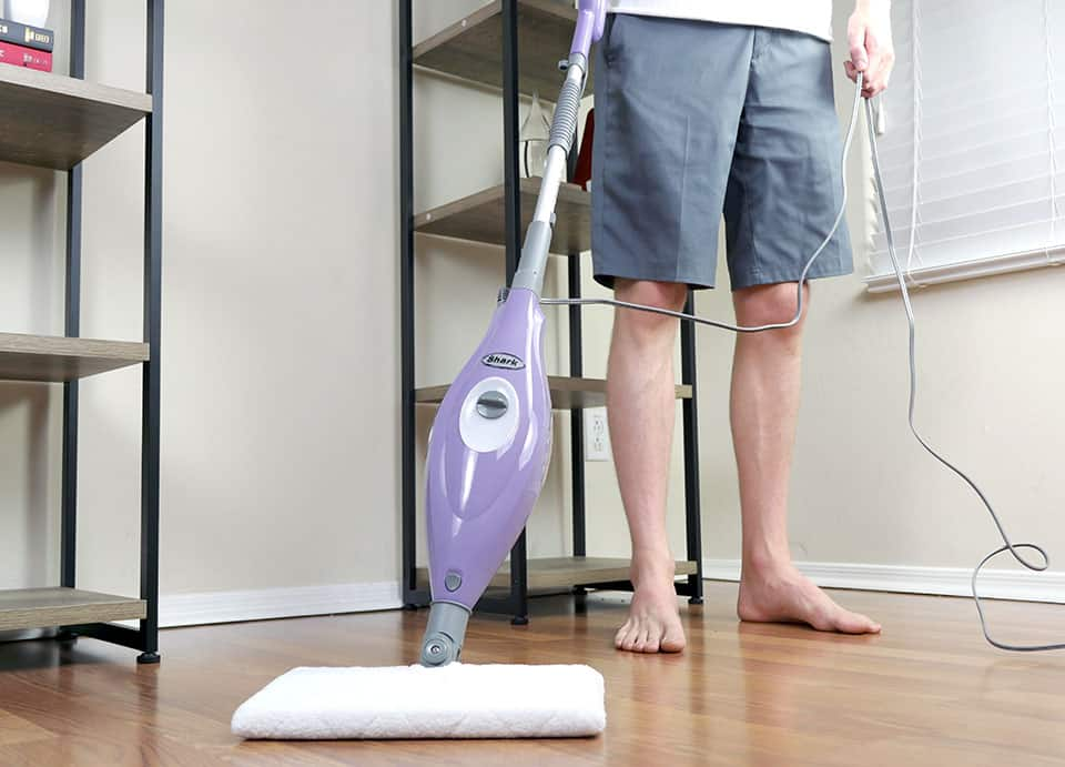 How to Use a Shark Steam Mop
